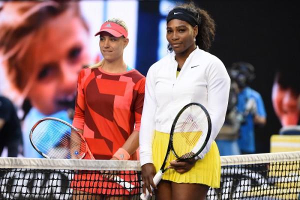 Angelique Kerber et Serena Williams se sont affrontées en finale l'an dernier. Rebelote cette année ?