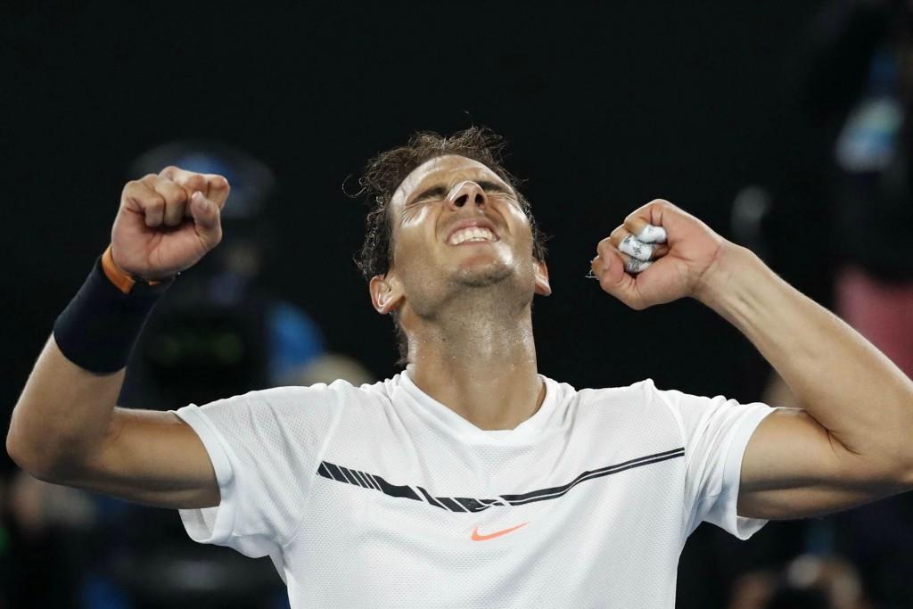 OA 2017 : Nadal rejoint Federer en finale