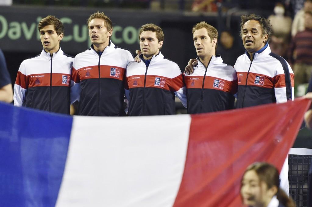 Coupe Davis : la première journée en 5 points