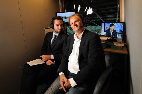 Thierry Champion, entraîneur de Richard Gasquet et Benoît Paire, mais aussi consultant sur BeIN SPORTS, est natif de Bagnolet-sur-Ceze, dans le Gard.