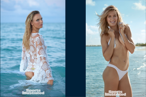 Vidéos : Serena, Wozniacki et Bouchard en maillots