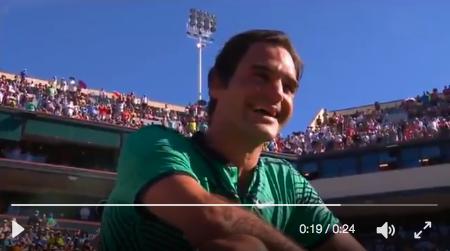 Wawrinka : «Federer rigole, c'est un trou du cul !»