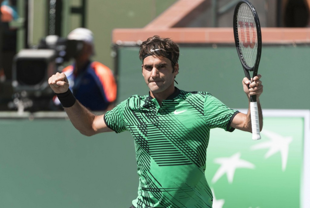 Indian Wells : Federer s'impose en finale contre Wawrinka