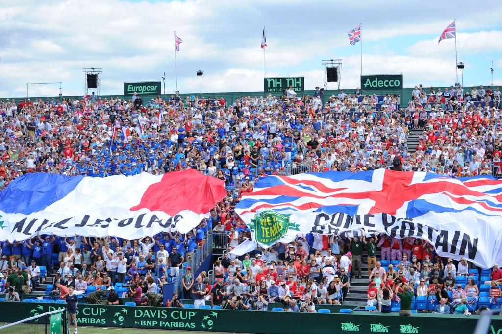 Coupe Davis : sans Tsonga mais avec Monfils