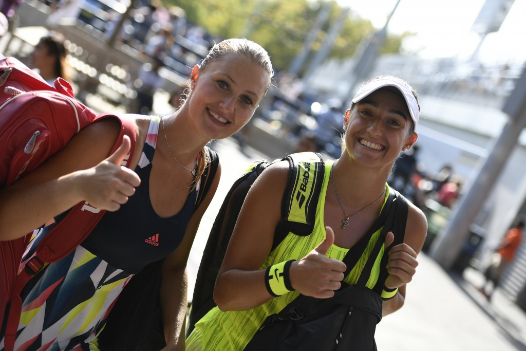 Indian Wells – Mladenovic, Garcia : même combat