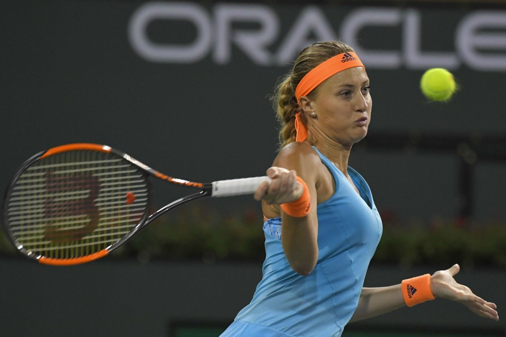 Indian Wells : Mladenovic, le verre à moitié… plein