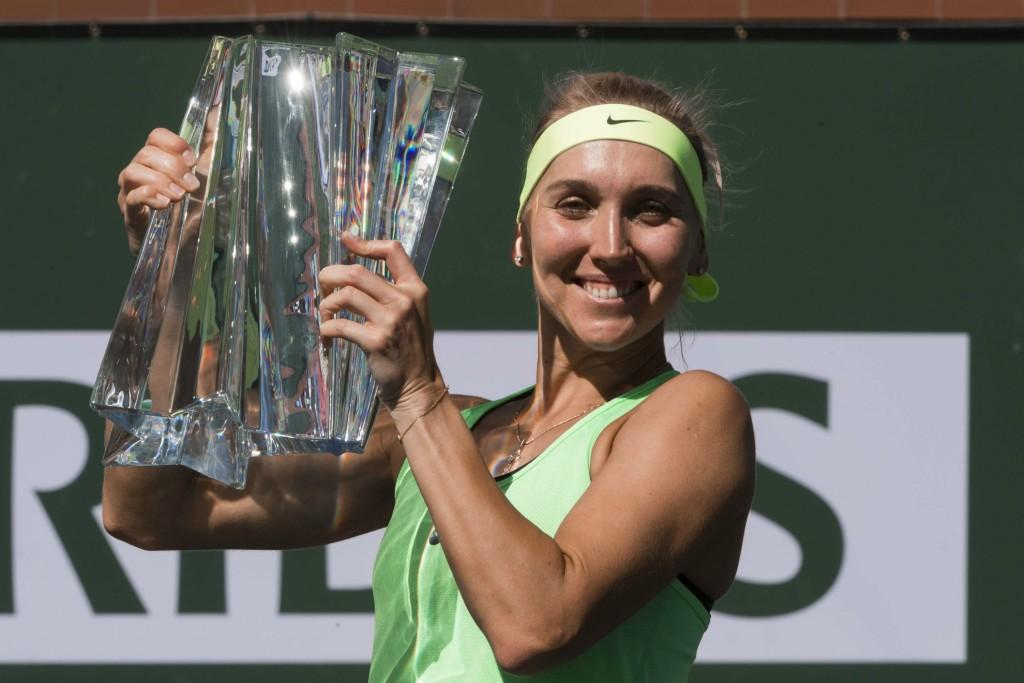 Vidéo : Vesnina domine Kuznetsova en finale d'Indian Wells