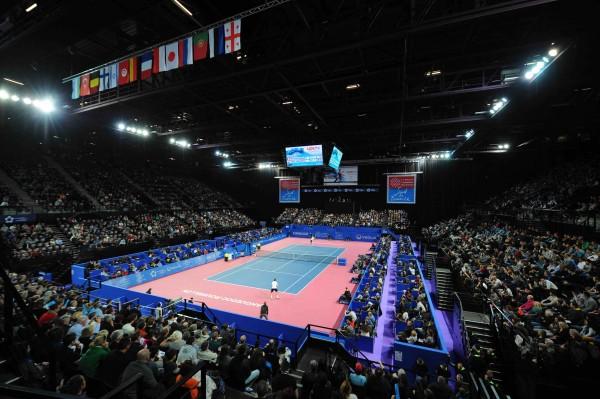Montpellier accueille chaque année l'Open Sud de France.
