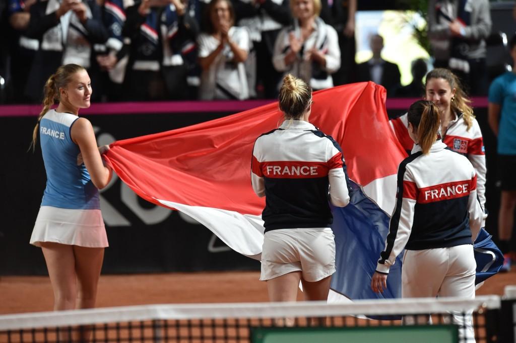 Fed Cup : les 4 leçons de ce France-Espagne