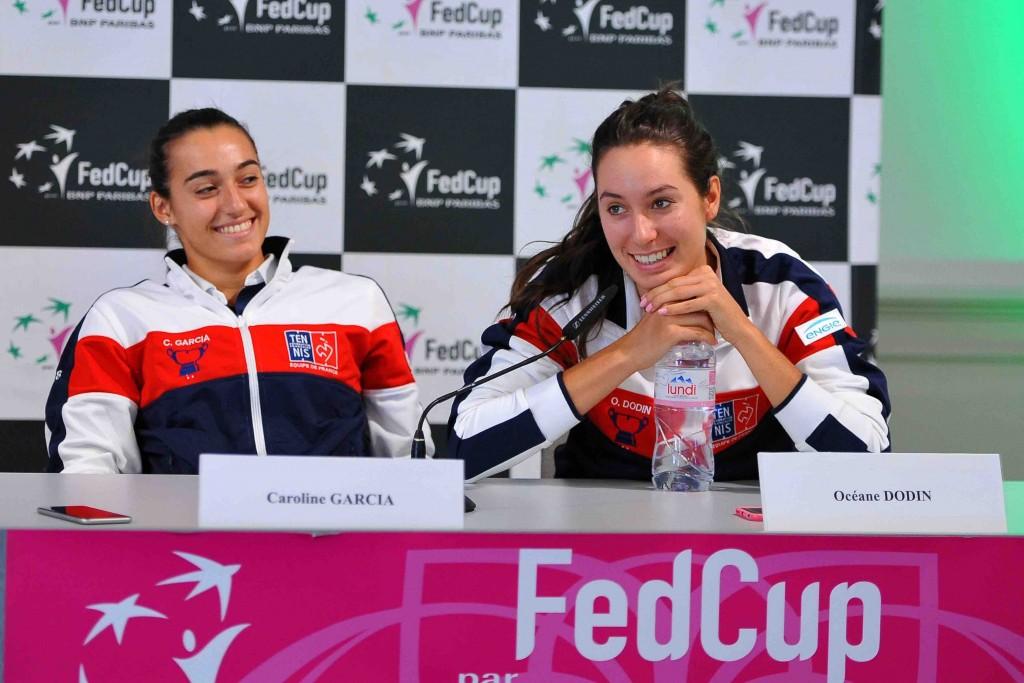 Fed Cup: Sans Garcia… ni Muguruza et Suarez Navarro