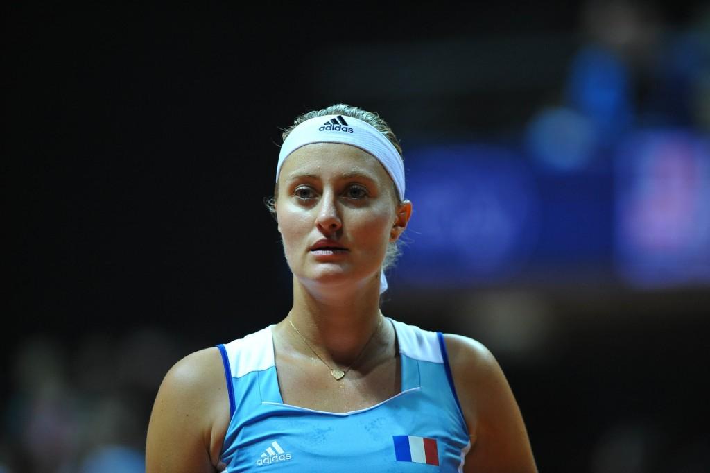 Mladenovic : «Jouer en Fed Cup, c'est la base !»