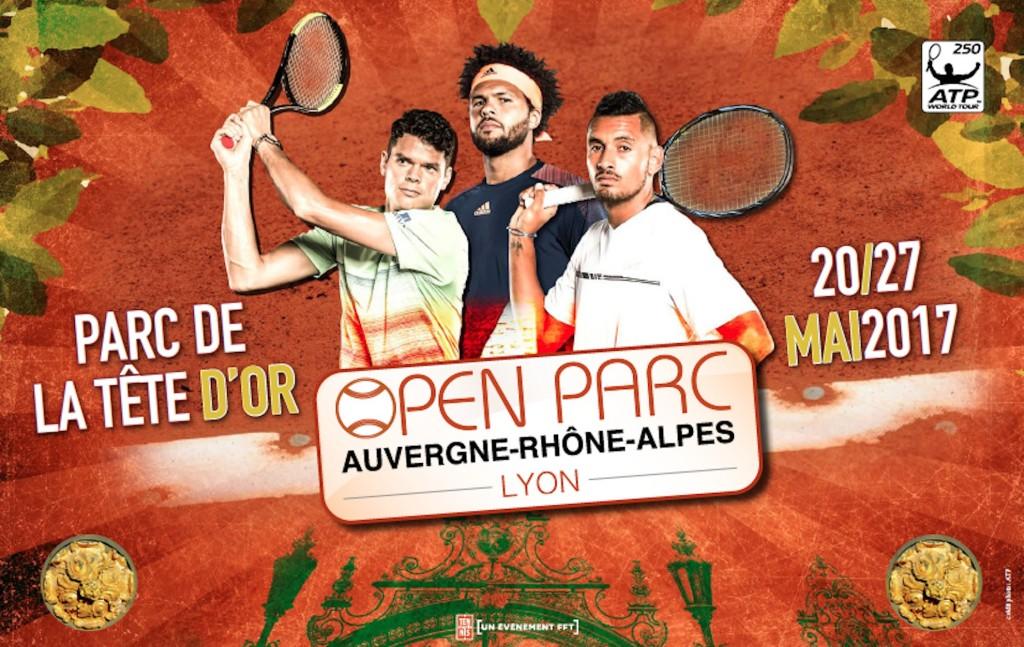 Cinq raisons de se rendre à l'Open Parc de Lyon