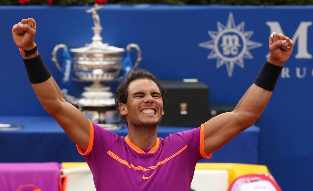 Nadal, Federer, Bleu(e)s… un week-end du 1er mai chargé