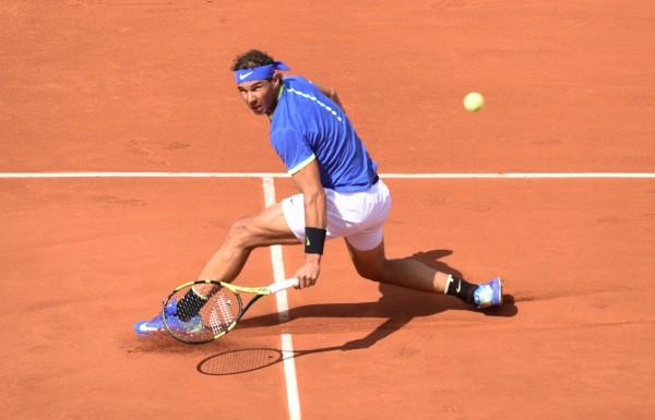 Au passage, Rafael Nadal a disputé son 57è match sur le central de Roland-Garros, record de Steffi Graf battu !