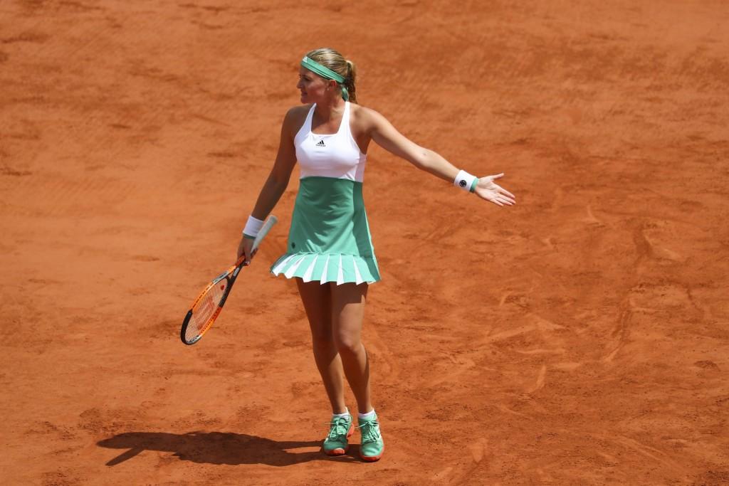 Roland-Garros : fin de parcours pour Mladenovic