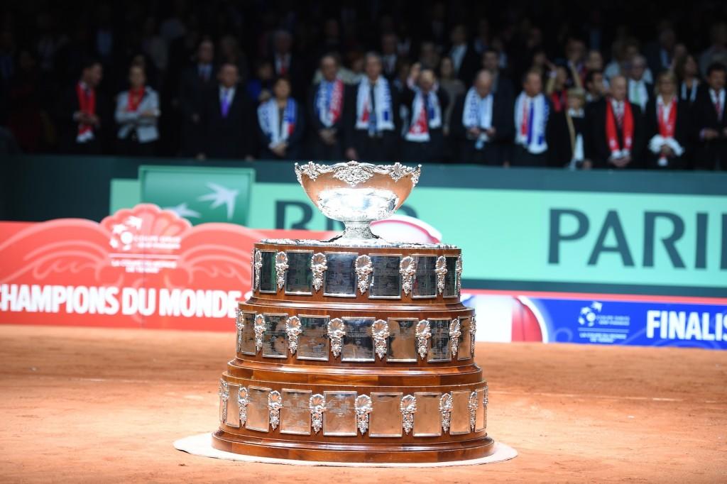 Les finales de coupe Davis et de Fed Cup à Genève