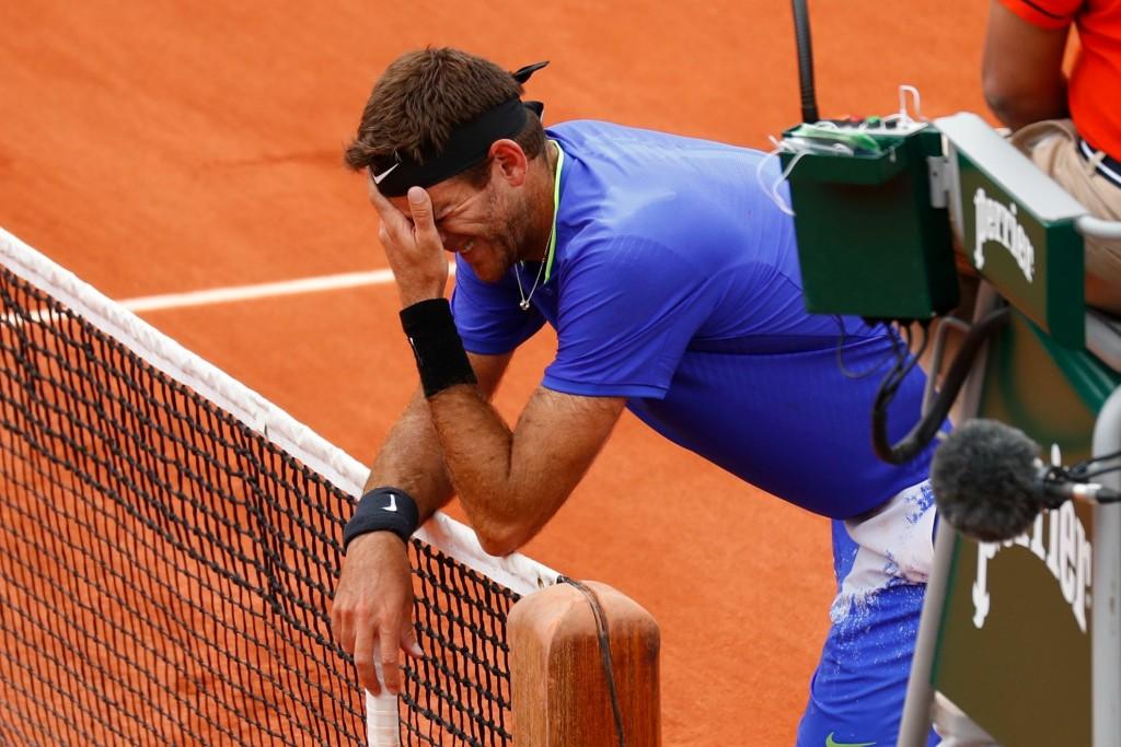 Roland-Garros (J7) : Cornet & Garcia OK, Del Potro ému, Monfils en apesanteur