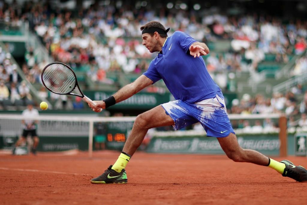 Roland-Garros : Murray Del Potro : les plus beaux points en vidéo