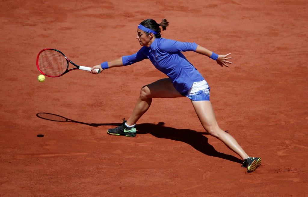 Roland-Garros : Pliskova trop forte pour Garcia