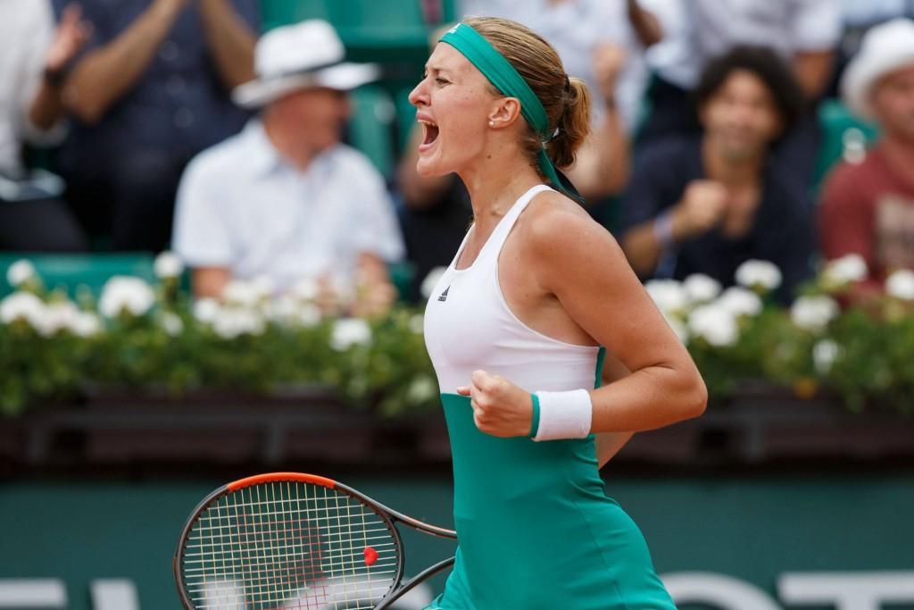 Roland-Garros : Kristina Mladenovic en quarts !