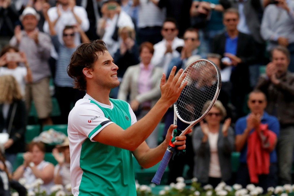 Vidéo : La victoire de Thiem contre Djokovic