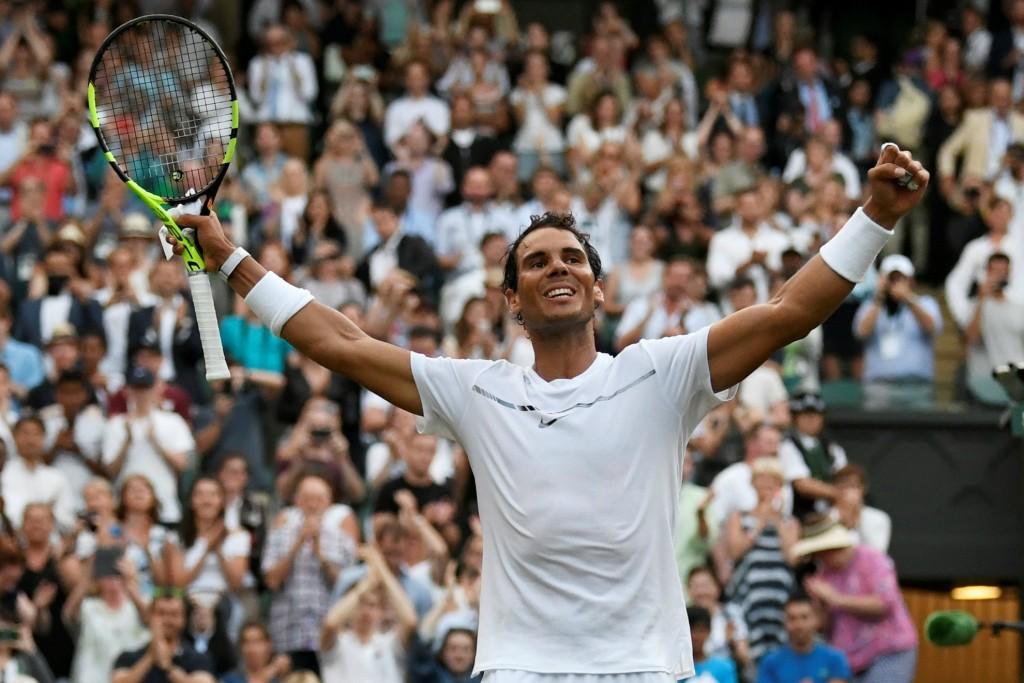 Wimbledon (J5) :  Garcia assure, Paire régale, Nadal rigole
