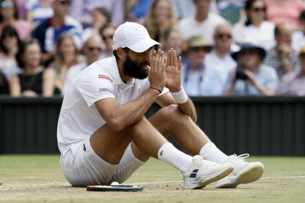 Wimbledon : Benoît Paire dominé par Andy Murray