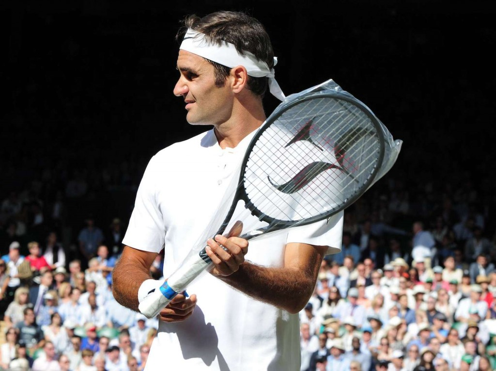Huit choses que vous ignoriez (peut-être) sur Roger Federer