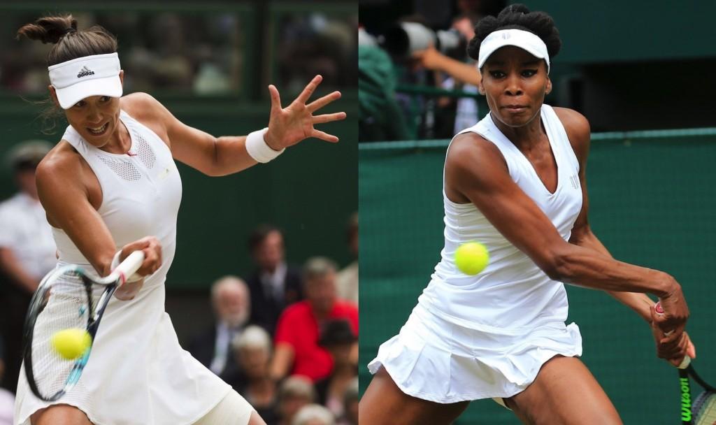 Wimbledon, le match du jour : V. Williams – Muguruza
