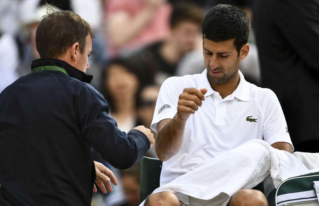 Djokovic : « Je vais devoir envisager un break »