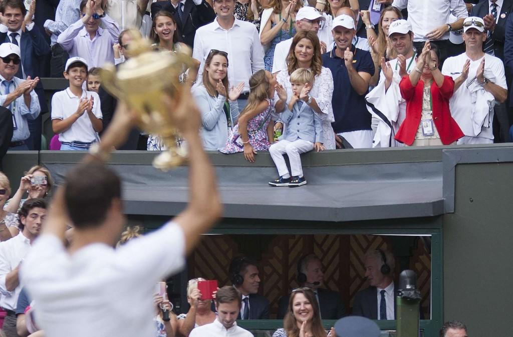 Federer rejoint la tête du «papalmarès» des Grands Chelems !
