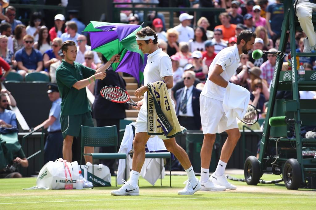 Wimbledon, le match du jour : Federer-Cilic