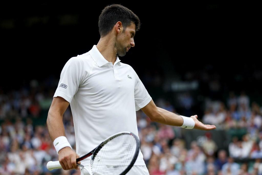 Wimbledon (J8): Djokovic râle, Konta régale, Muguruza impressionne