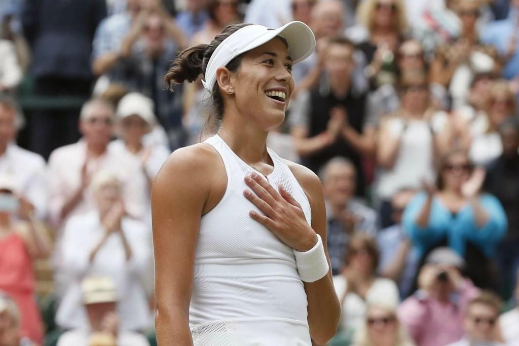 Wimbledon: Comment Garbine Muguruza a retrouvé le sourire