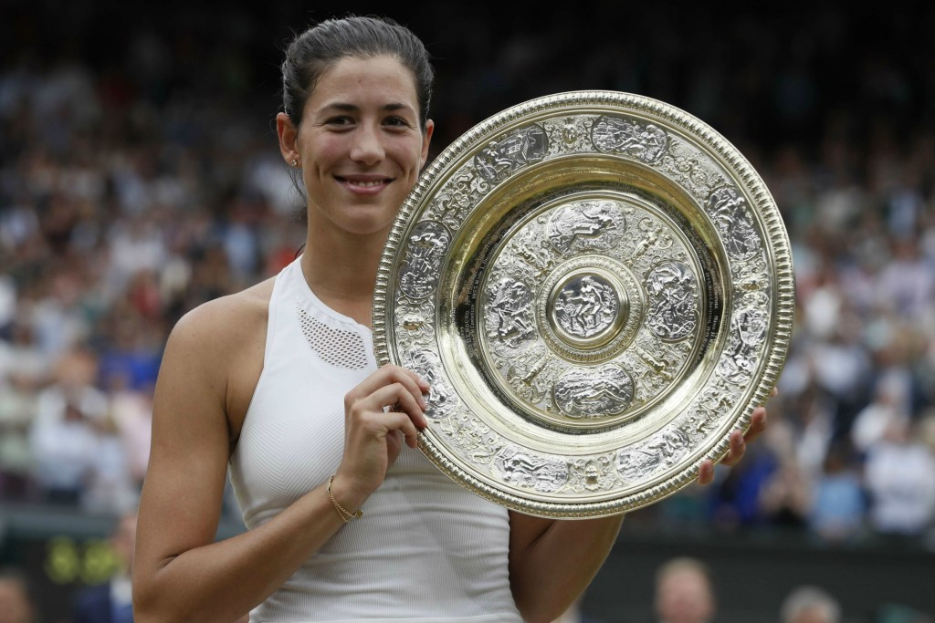 Wimbledon : Muguruza remporte le titre en battant Venus Williams