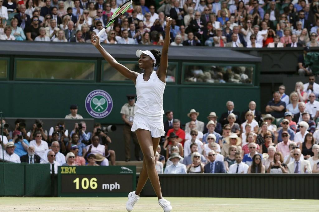 Wimbledon (vidéo) : Une 9e finale pour Venus Williams !