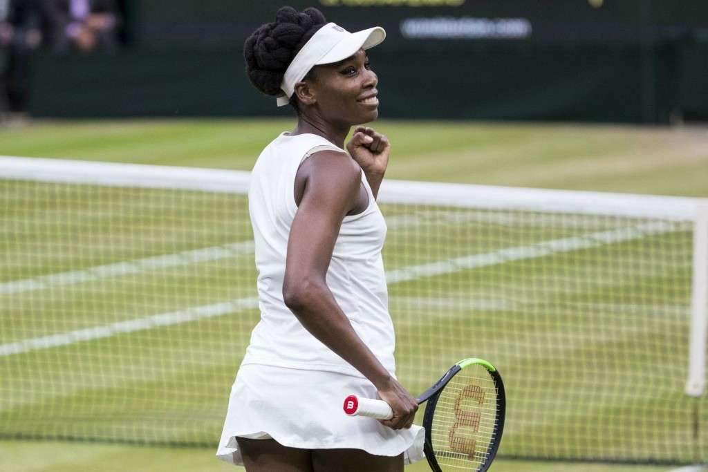 Les 5 plus grands moments de Venus Williams à Wimbledon