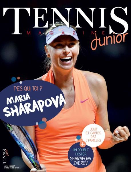 Tennis Magazine Junior 99