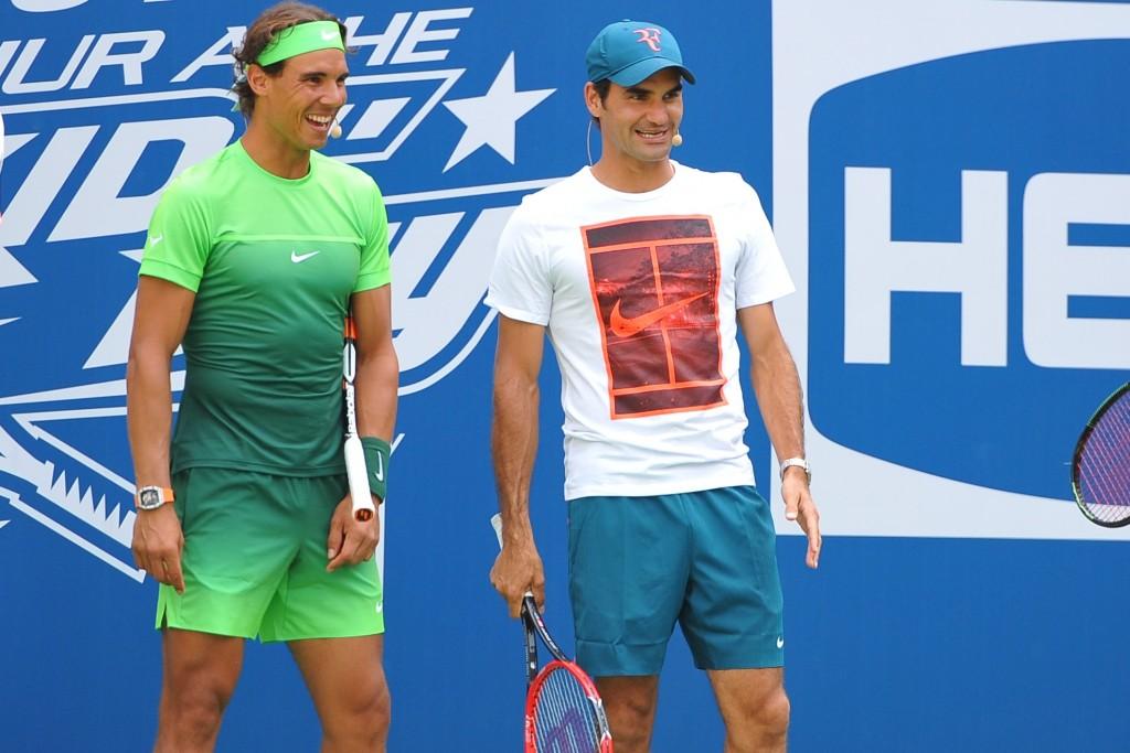 US Open : Nadal-Federer, même combat
