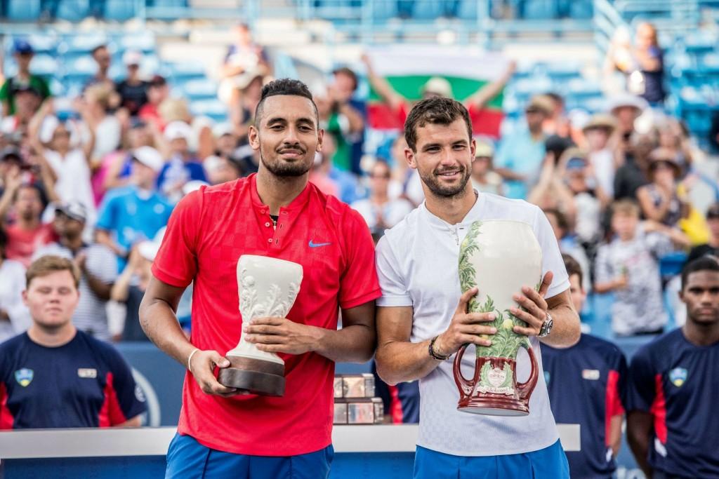 Cincinnati : Dimitrov remporte son 1er Masters 1000 contre Kyrgios