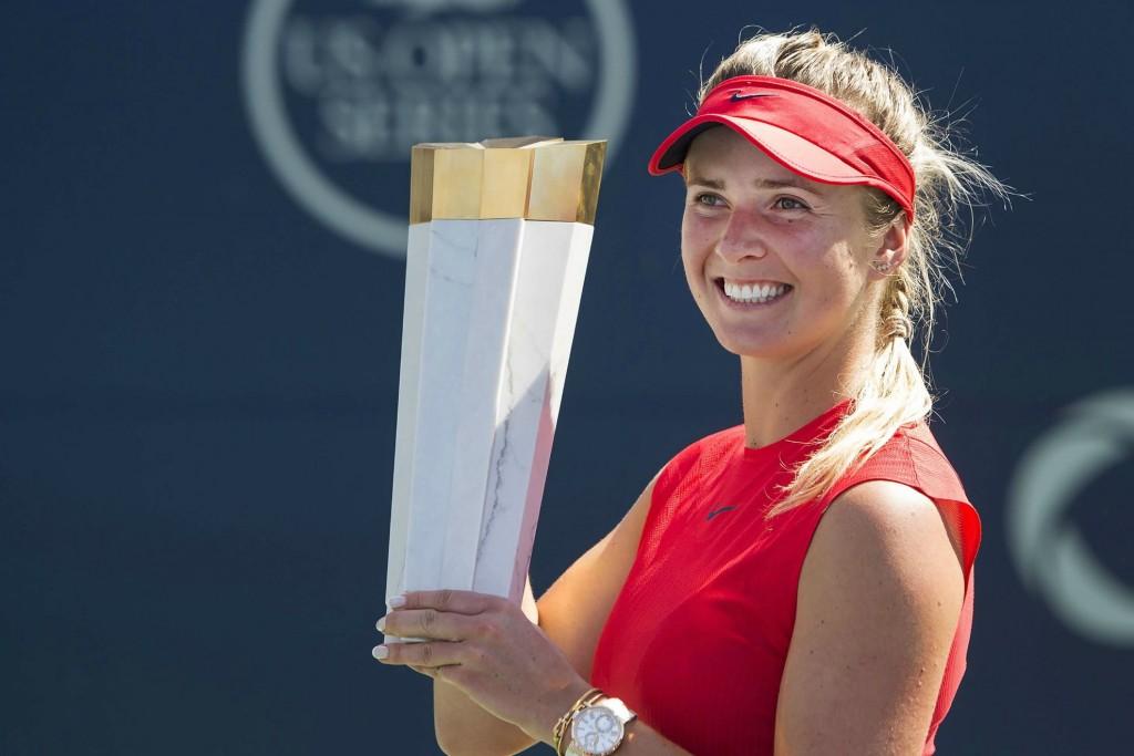 Toronto : Elina Svitolina sacrée contre Caroline Wozniacki