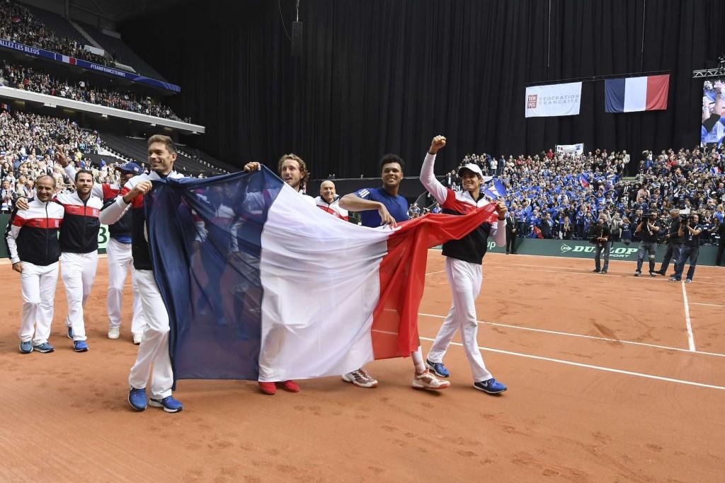 Coupe Davis : qui pour la finale ?