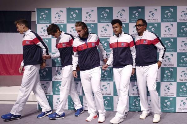 France Tennis Davis Cup Semifinals