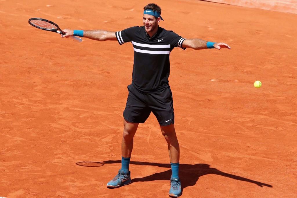 Roland-Garros : Pourquoi tout le monde aime Juan Martin Del Potro