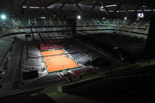 """Les conditions """"outdoor"""" prévues pour cette rencontre au stade Pierre-Mauroy sont mises à mal par les prévisions météos maussades dans le Nord."""