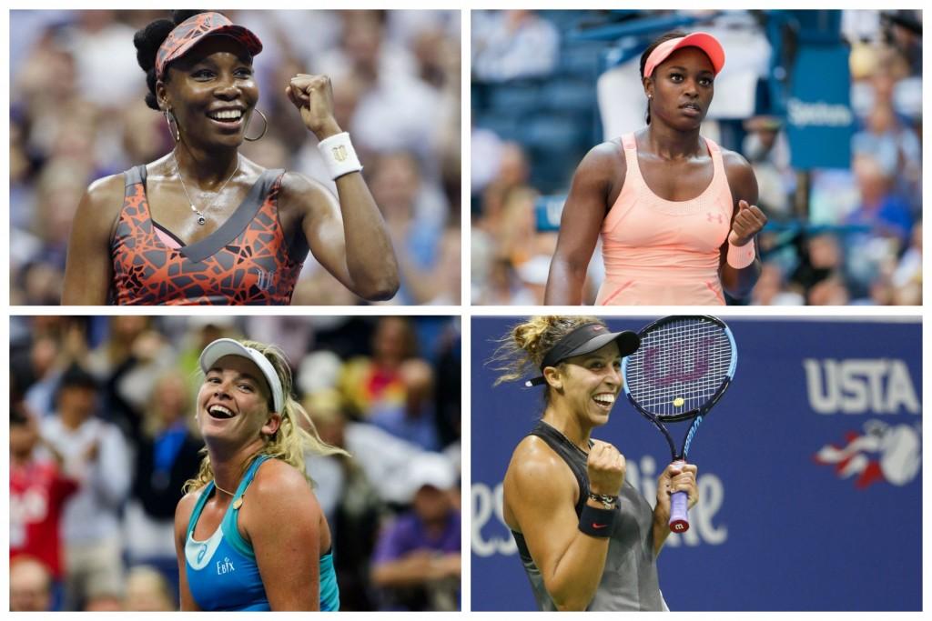 US Open : L'Amérique tient son carré de dames