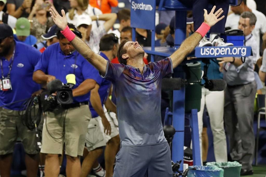 US Open : incroyable bataille entre Del Potro et Thiem
