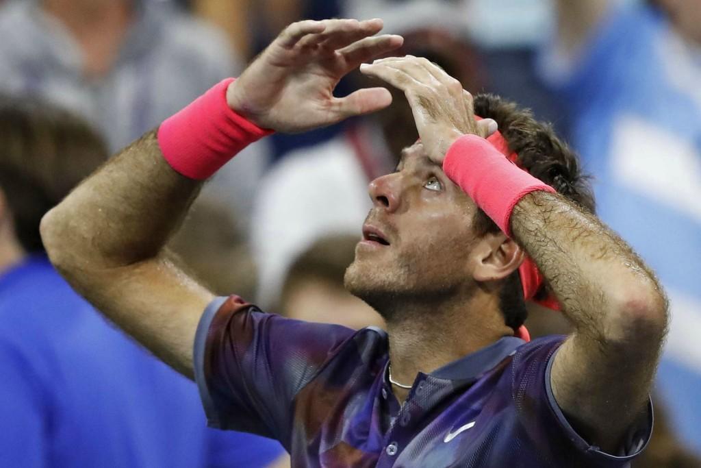 US Open : Del Potro régale, Federer déchante, Nadal plaisante