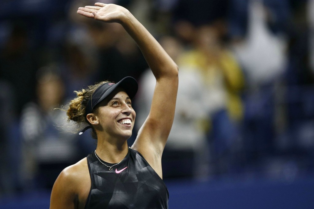 US Open : Madison Keys rejoint Sloane Stephens en finale