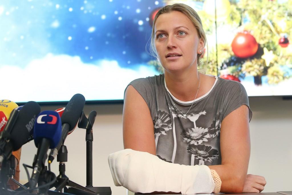 Petra Kvitova, la terrible photo de sa main